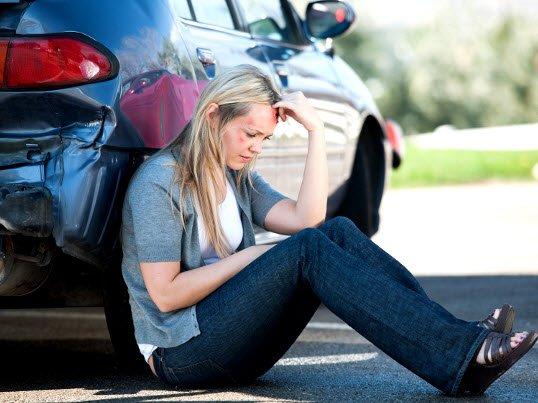 сложное маневрирование на автомобиле в ограниченных проездах