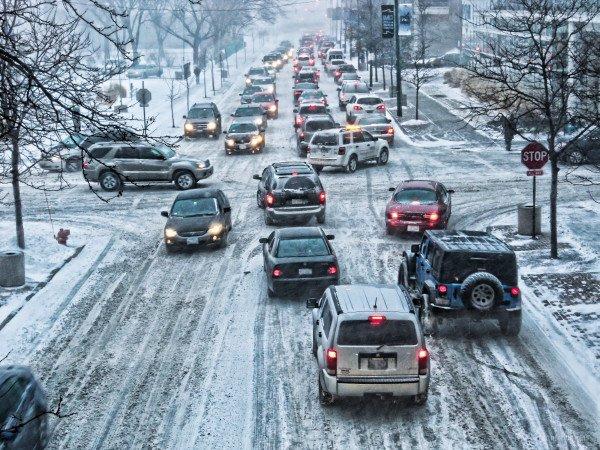 маневрирование на автомобиле в ограниченном пространстве