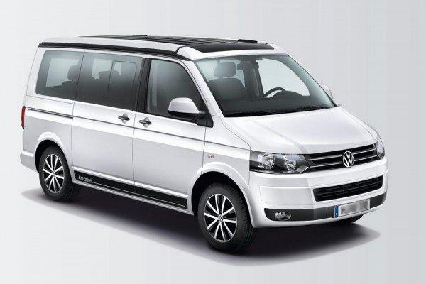 Автомобиль Volkswagen Transporter