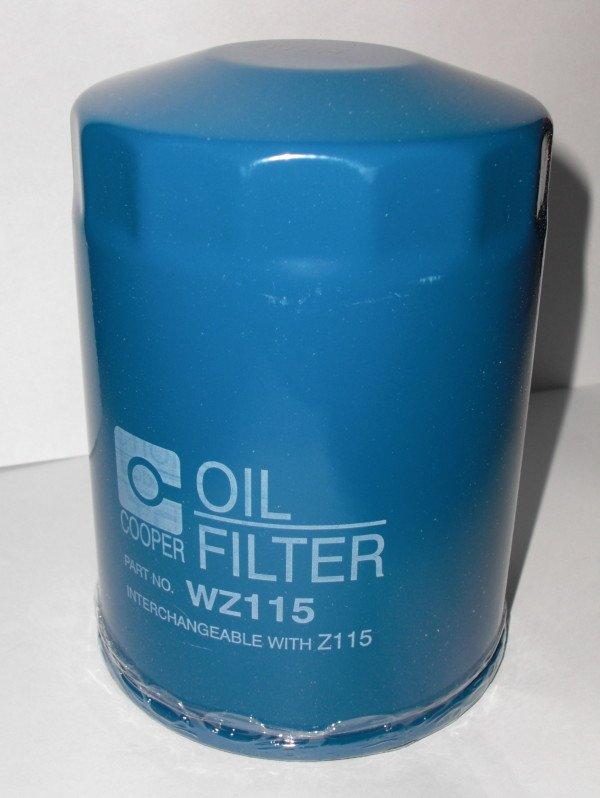 масляный фильтр что внутри