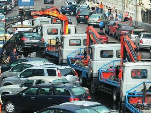 Эвакуация может быть массовой