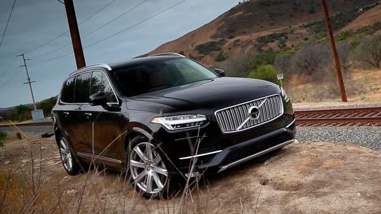 volvo xc90 2016 2017. Black Bedroom Furniture Sets. Home Design Ideas