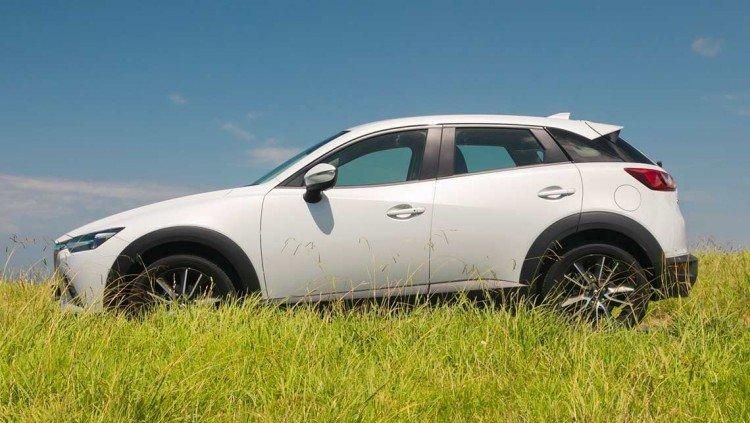 Mazda CX-3 2016-2017 в России. Когда начнутся продажи?