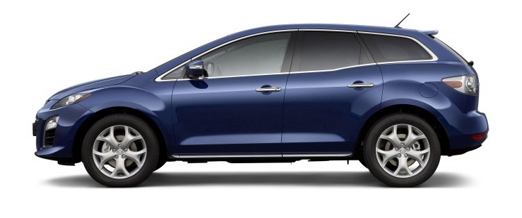 Mazda CX-7 (Мазда СХ-7)