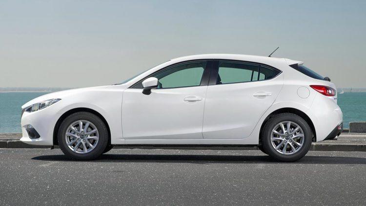 Mazda 3 (Мазда 3) Хетчбэк