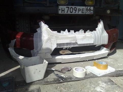Тюнинг авто со стеклапластика квас рецепт приготовления сухие дрожжи