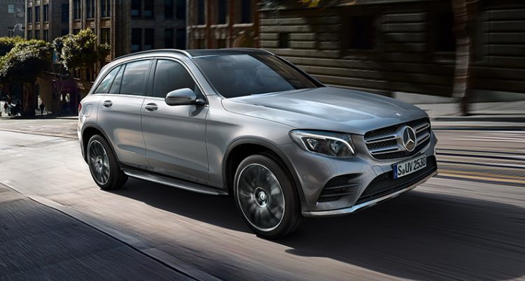 Mercedes-Benz GLC (Мерседес-Бенц GLC)