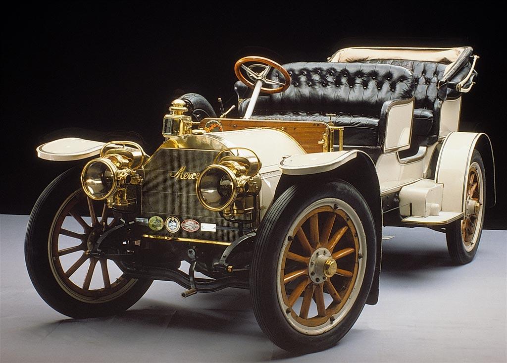Mercedes-Simplex, модель 1904 года