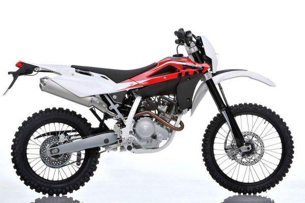 Мотоцикл двойного назначения