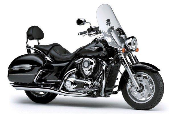Мотоцикл турер