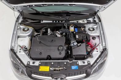 Новый двигатель Лада Калина