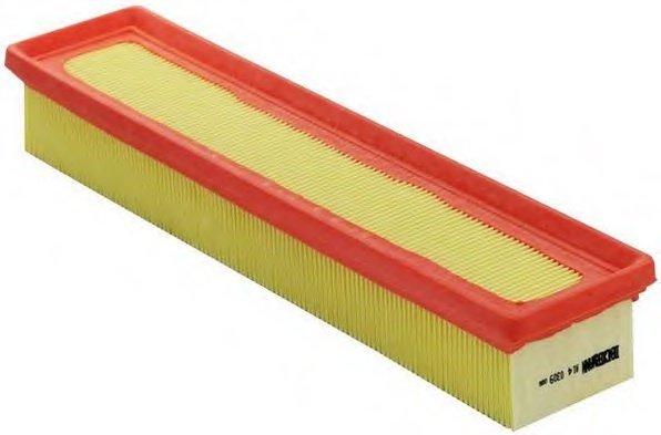 Замена воздушного фильтра на рено логан