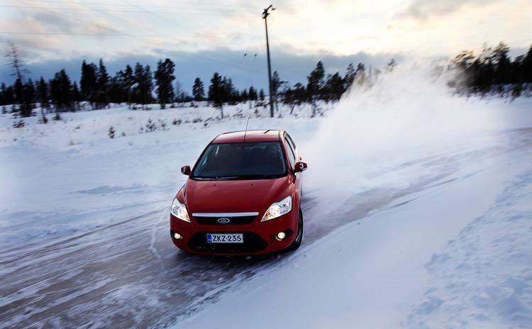 Зима - злейший враг для автомобилистов