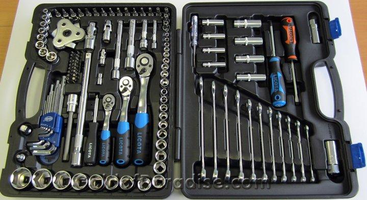 Необходимый набор инструментов для автомобиля