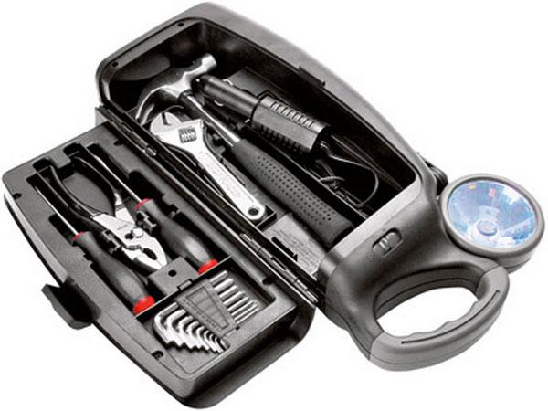 Набор инструментов автомобилиста