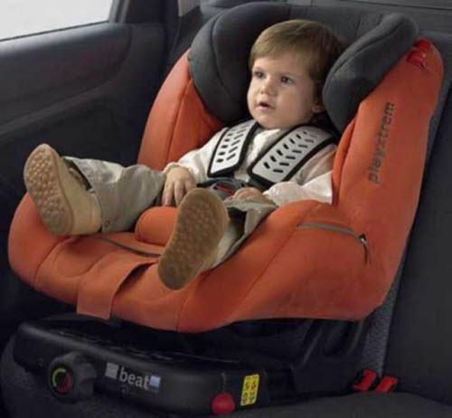 Детское автокресло – надежная защита