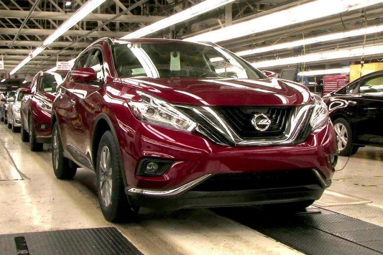 Новый Nissan Murano 2020-2021