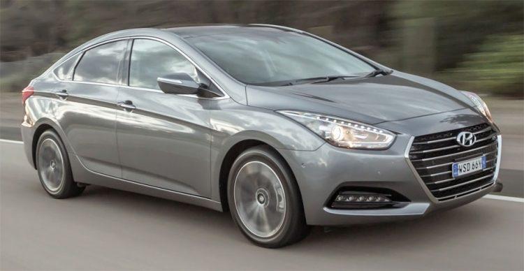 Комплектации и цены на Hyundai i40 2016-2017 года в новом кузове