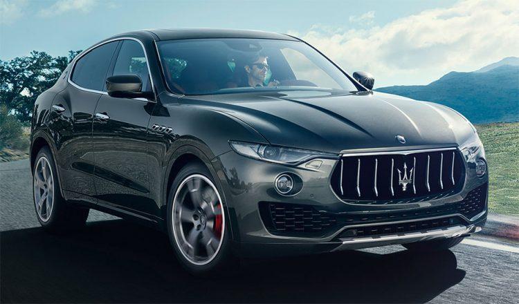 Maserati Levante - для изысканных и успешных людей