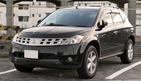 Внедорожник Nissan Muranо