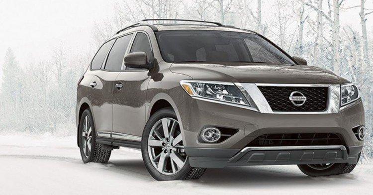 Новое поколение Nissan Pathfinder — гибридная модель