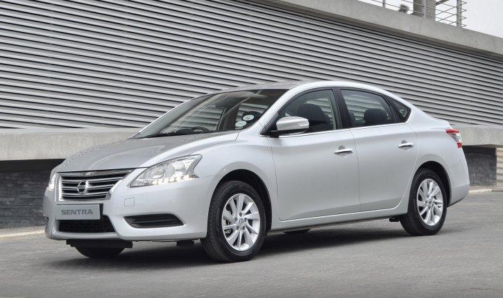 Особенности Nissan Sentra 2016-2017 модельного года