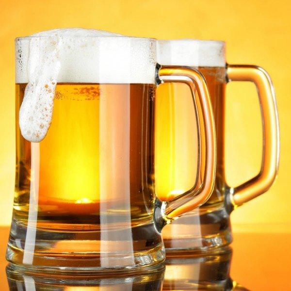 Безалкогольное пиво за рулем