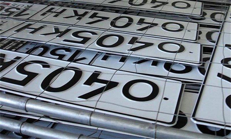 Новая процедура регистрации предусматривает закрепление за машиной номерных знаков на постоянной основе