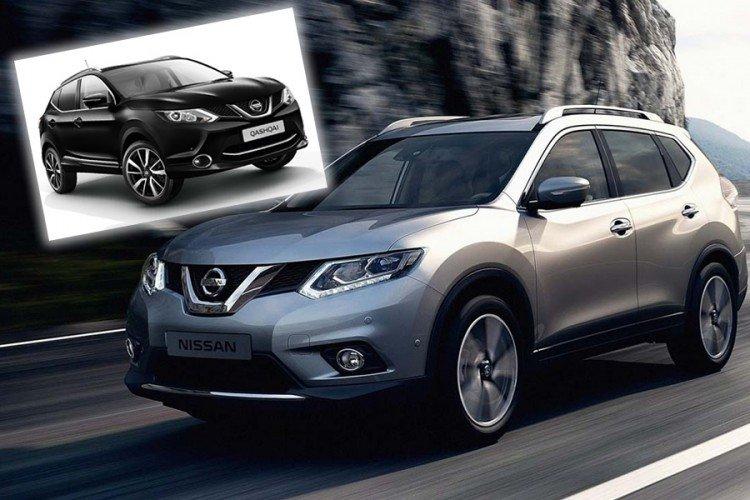 Новый Nissan X-Trail 2015-2016 на фото