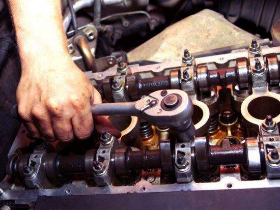 Обкатка необходима после ремонта двигателя