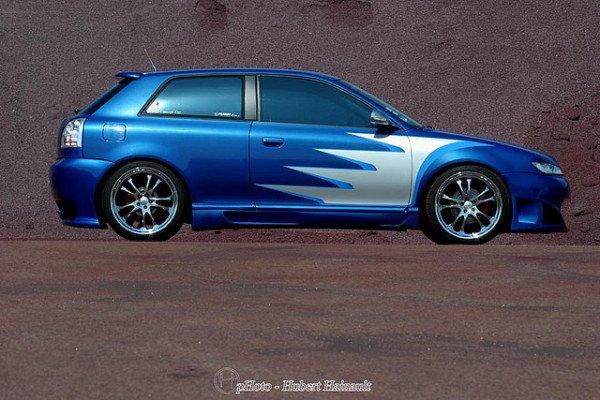 обзор Audi A3