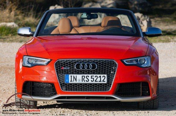 цена Audi RS5