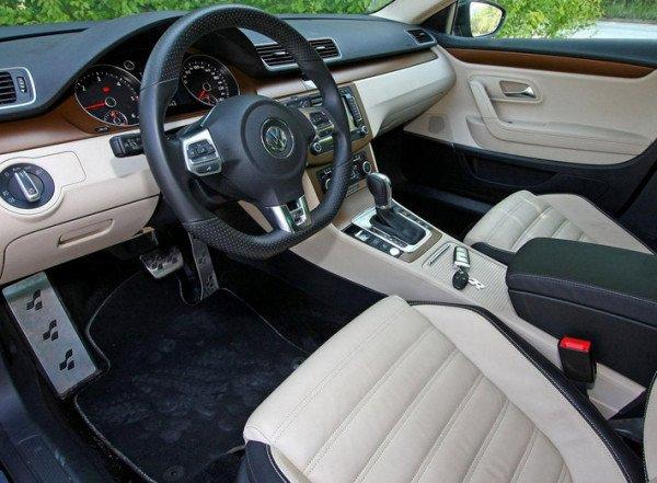 Volkswagen Passat CC техничекие характеристики