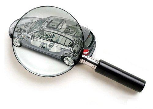 Оценка автомобиля экспертами салона