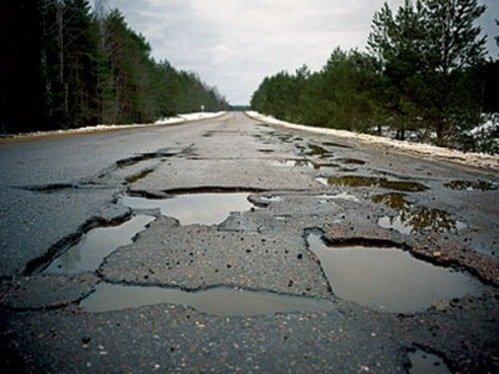 Какие дороги ремонтируют за счет средств транспортного налога не всегда понятно