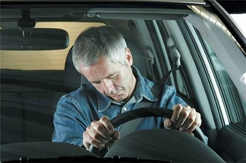 Усталость водителя – одна из причин многочисленных аварий