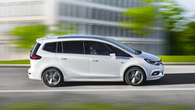 Opel Zafira Tourer (Опель Зафира Турер)