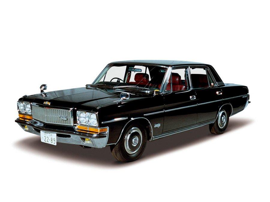 Реставрированный автомобиль радует глаз своим внешним видом