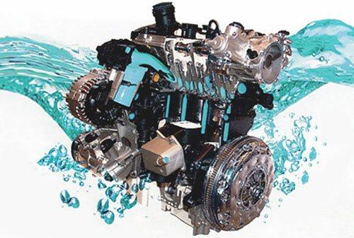 Охлаждение очень важно для двигателя