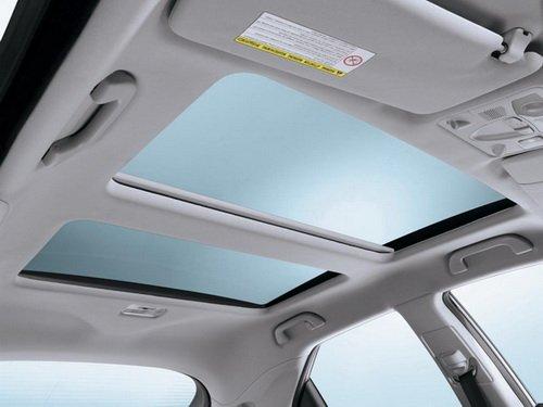 Панорамная крыша Honda Civic 5D