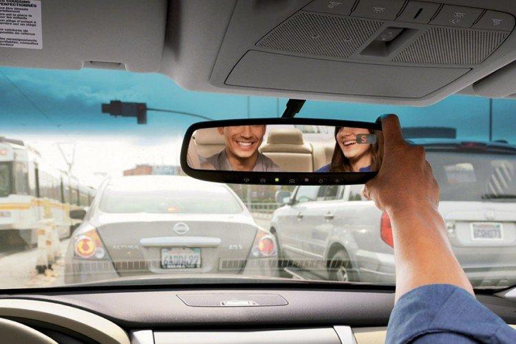 Как выбирать панорамные зеркала заднего вида