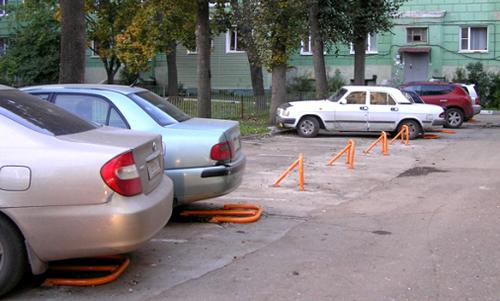 Не забывайте о правилах безгаражного хранения автомобиля