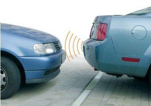 Рабочее состояние парктроника лежит в диапазоне 25-180 см