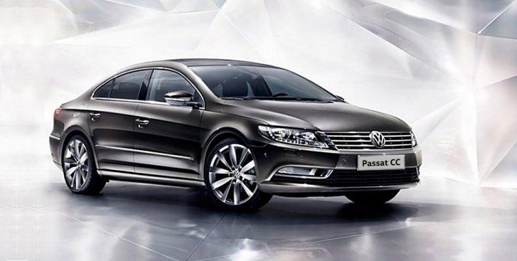 Volkswagen Passat CC (Фольксваген Пассат СС) Купе