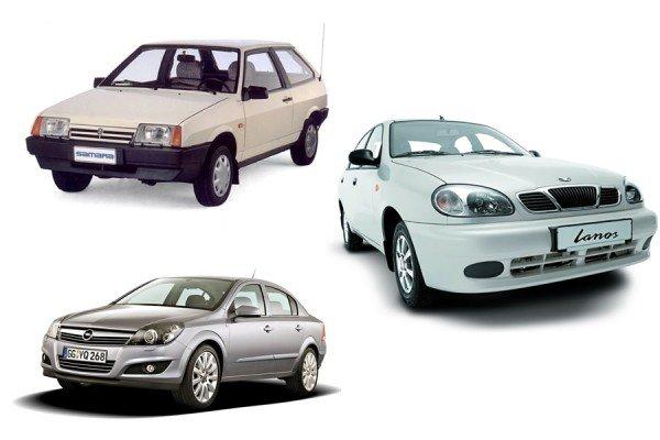 Переднеприводные автомобили