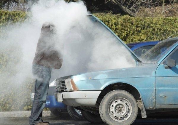 Перегрев двигателя - серьезная проблема для автовладельцев