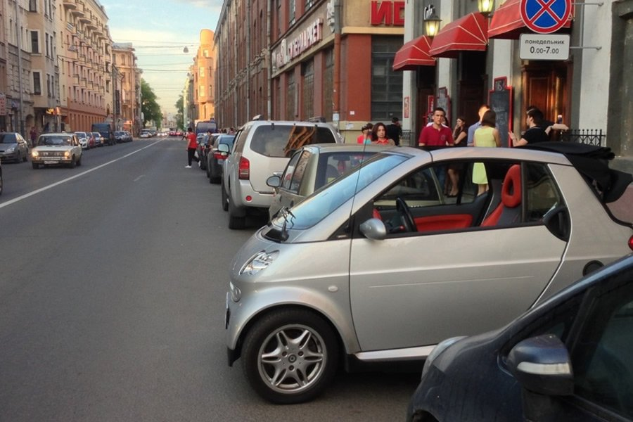 Как научиться парковаться новичку? Разновидности парковки