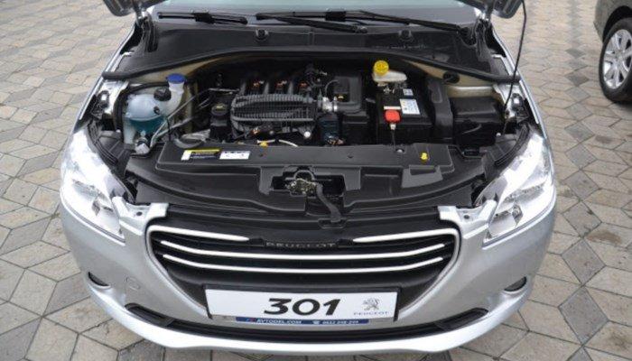 Самый младший двигатель в линейке 1.2 VTi