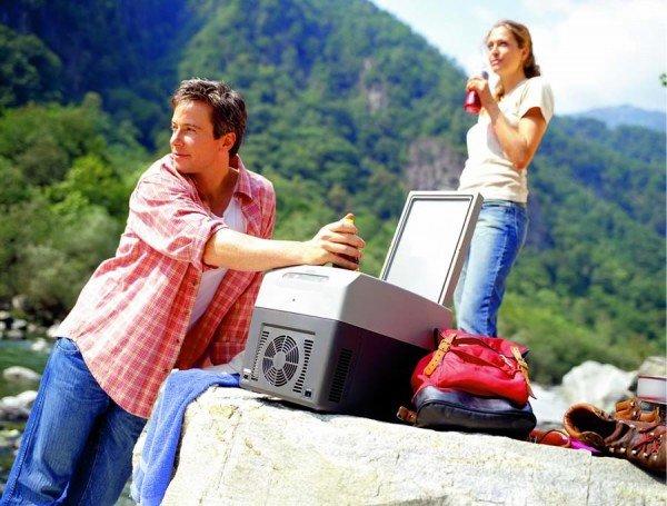 Автохолодильник для поездок