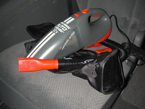 Пылесос - хорошее устройство для Вашего автомобиля